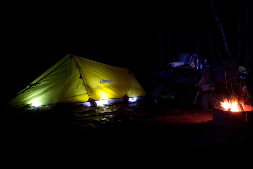 Baxter Camping